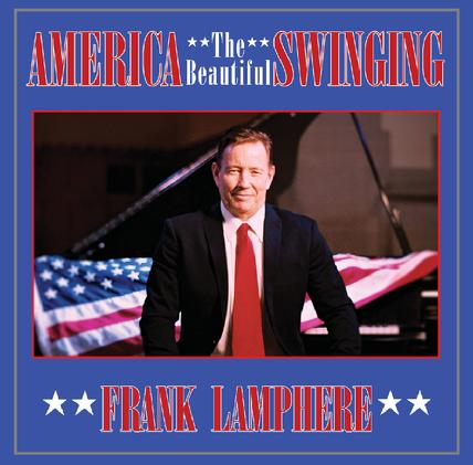 "for dowFrank Lamphere's new album ""America Swinging"" is released"